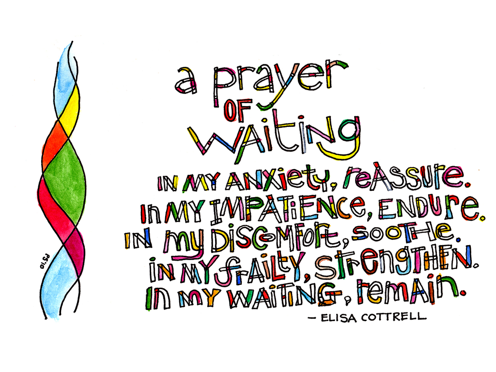 A Prayer of Waiting